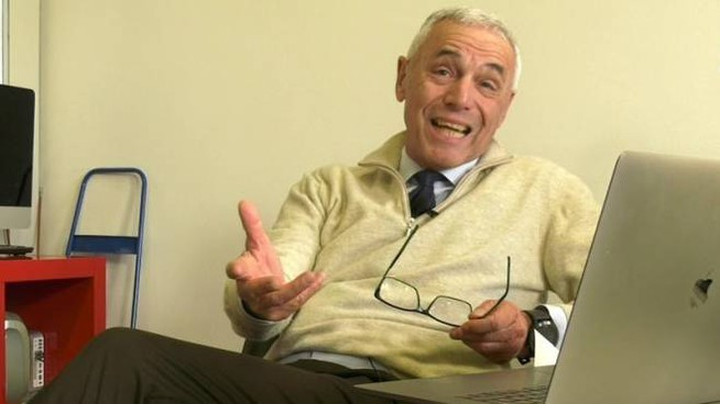Il professor Giorgio Palù, past president della Società europea di virologia