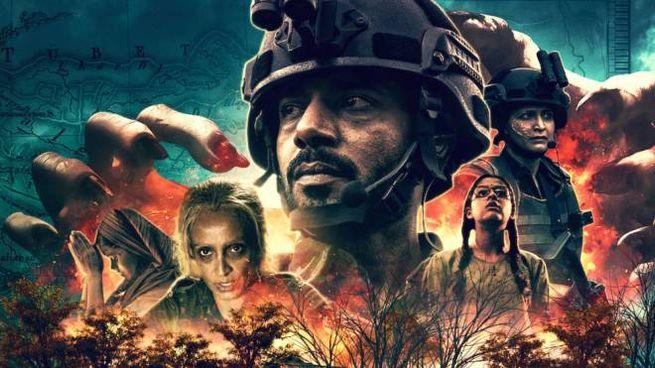 Betaal, un dettaglio del poster (Foto Netflix)