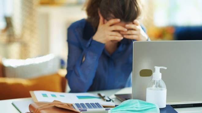 Stress Da Covid Psicologo In Ufficio Cronaca Ilrestodelcarlino It