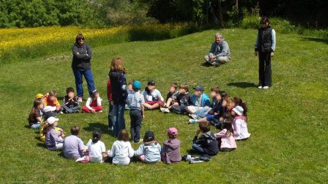 Centri estivi: privilegiare l'attività all'aperto