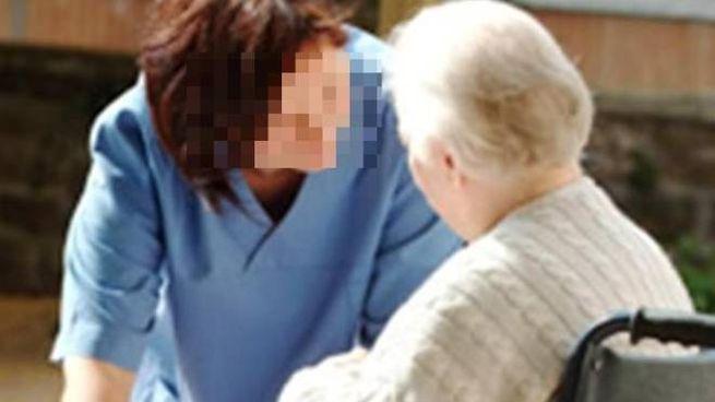 Un'anziana segregata per 4 anni (foto d'archivio)