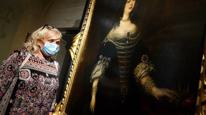 La riapertura di Palazzo Pitti (New Press Photo)