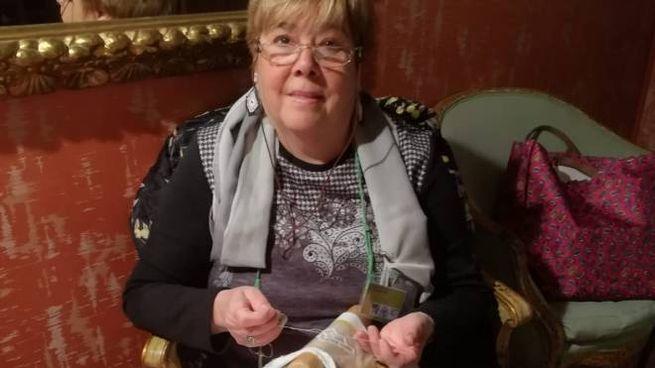 Lorena Novello, 65 anni, maestra merlettaia di Burano