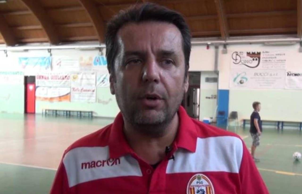 Il delegato regionale del Calcio a 5, Marco Capretti