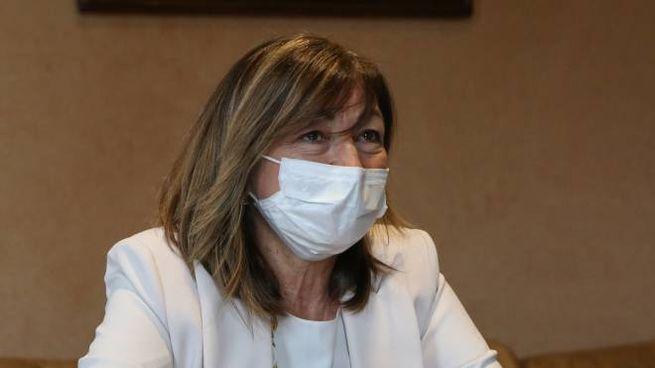 Donatella Tesei (Foto Crocchioni)