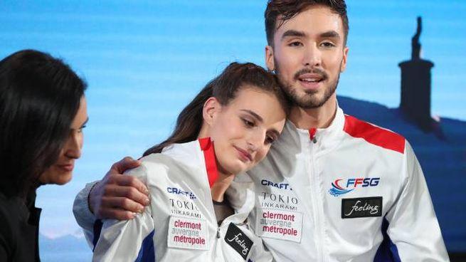 Guillaume Cizeron ha vinto molti trofei con Gabriella Papadakis