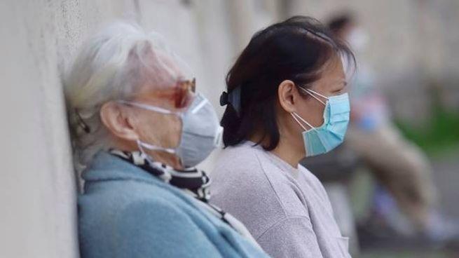 Molti gli anziani colpiti dal covid nelle case di riposo (foto di repertorio)
