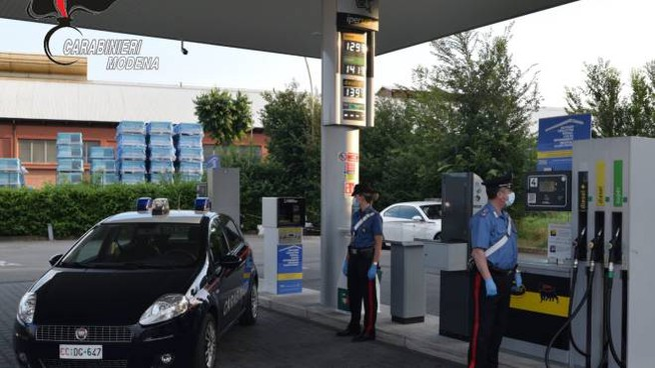 Il guasto si era verificato il primo maggio, il gestore ha avvisato i carabinieri
