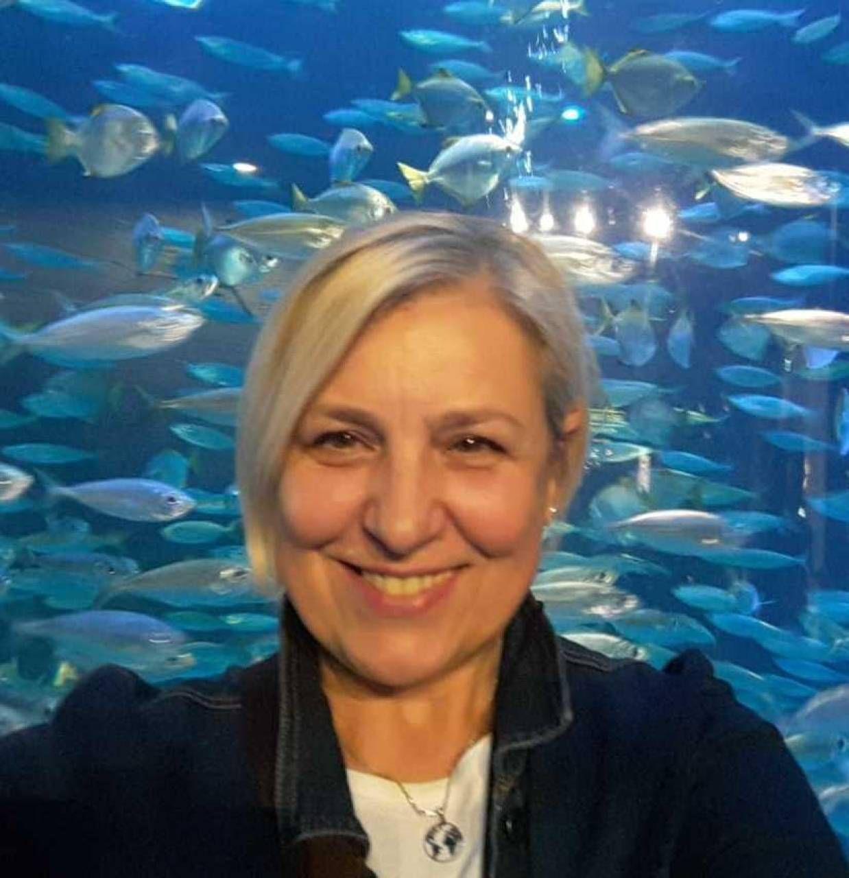 Rita Martinelli, titolare dell'agenzia Exagon Viaggi