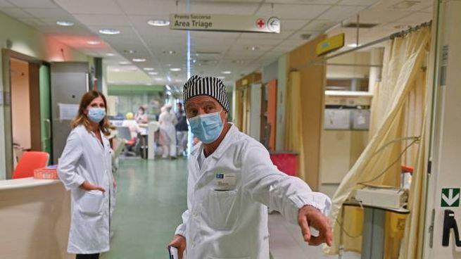 Coronavirus, il bollettino dell'1 giugno in Emilia Romagna (archivio FotoCastellani)