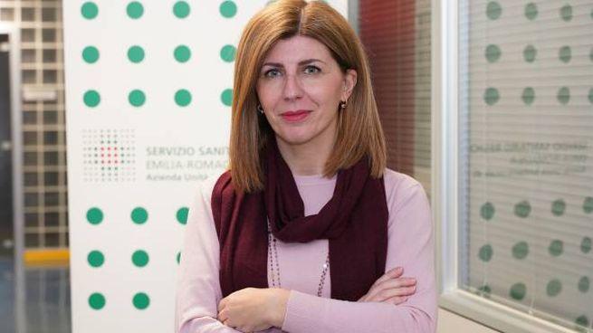 La dottoressa Giuliana Fabbri