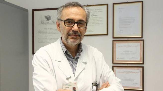 Nazzareno Galiè, direttore dell'unità operativa complessa di Cardiologia del Sant'Orsola