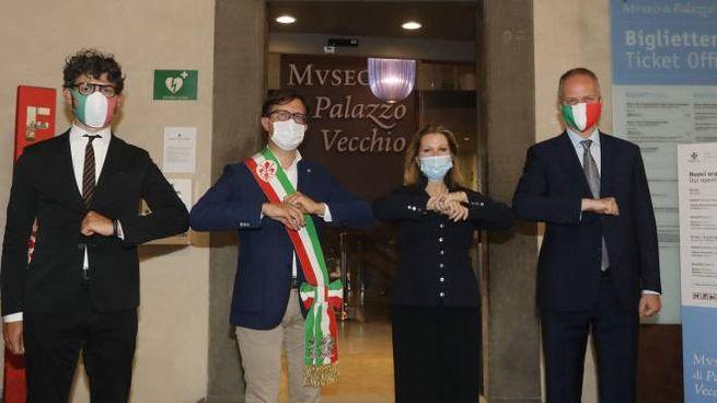 Il sindaco Nardella propone un modo per ringraziare i mecenati