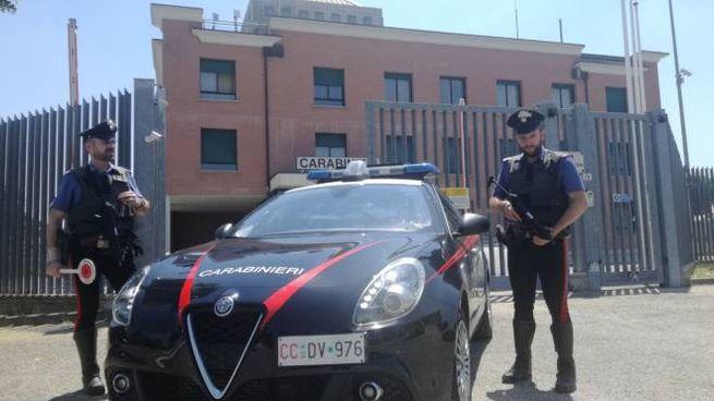 La vettura è stata recuperata dai carabinieri