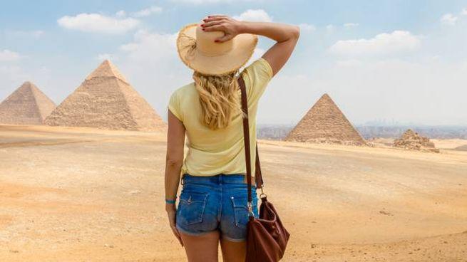 Grande nostalgia per le piramidi nei viaggiatori durante il lockdown