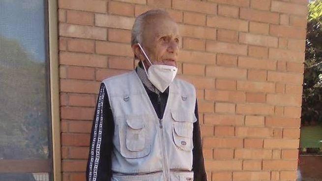 Agostino Quinti ha compiuto novantanove anni il 12 ottobre scorso