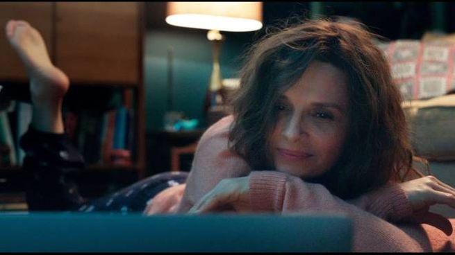Juliette Binoche, protagonista de 'Il mio profilo migliore' del regista Safy Nebbou