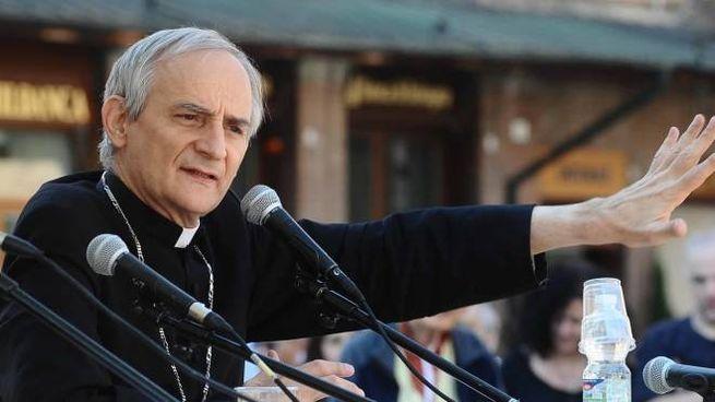 Matteo Zuppi, 64 anni, romano, è laureato in Storia del cristianesimo