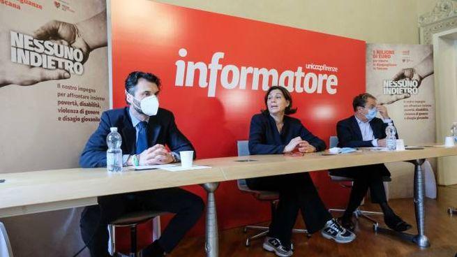 Unicoop. Conferenza stampa per donazione di un milione di euro per il sociale