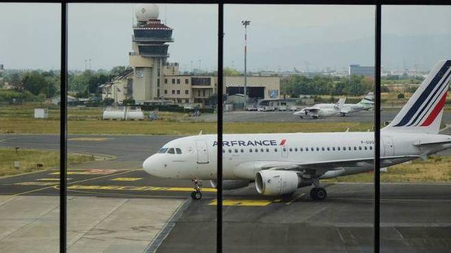 L'aeroporto di Firenze Peretola (foto Gianluca Moggi/New Press Photo)
