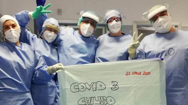 Diversi ospedali della Brianza stanno chiudendo i reparti Covid per mancanza di ricoverati