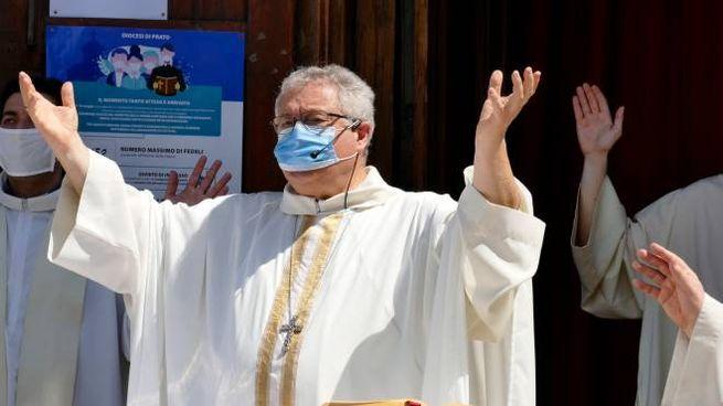 Il vescovo Giovanni Nerbini