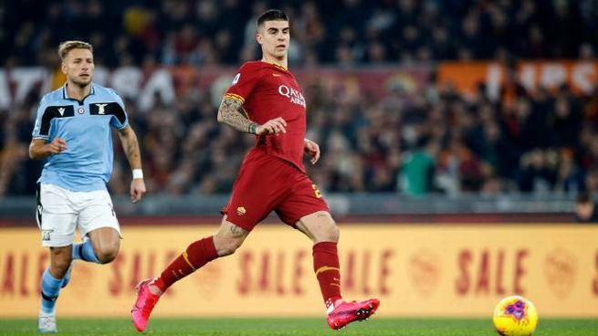 Mancini in dubbio per Roma-Sampdoria