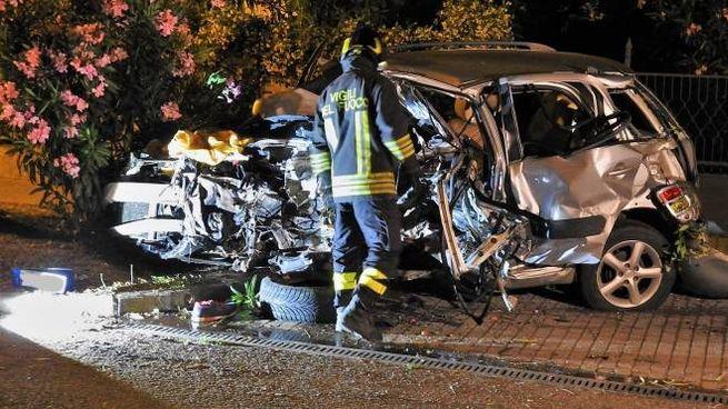 Incidente mortale a Fusignano (Scardovi)
