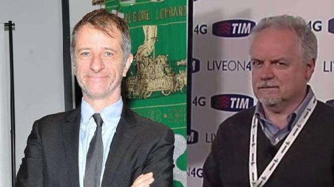 Davide Caparini e Massimo Mantellini
