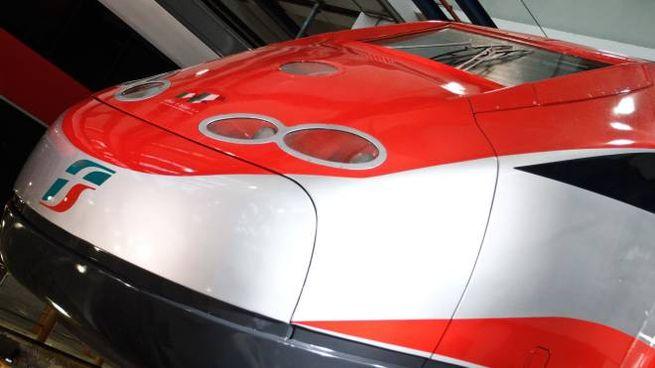 Un treno Frecciarossa (ImagoEconomica)