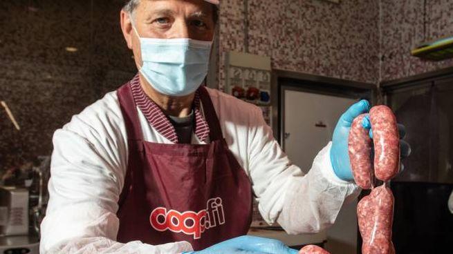 Le salsicce della filiera toscana sono una eccellenza del territorio