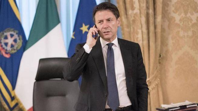 Giuseppe Conte, 55 anni, originario della provincia di Foggia