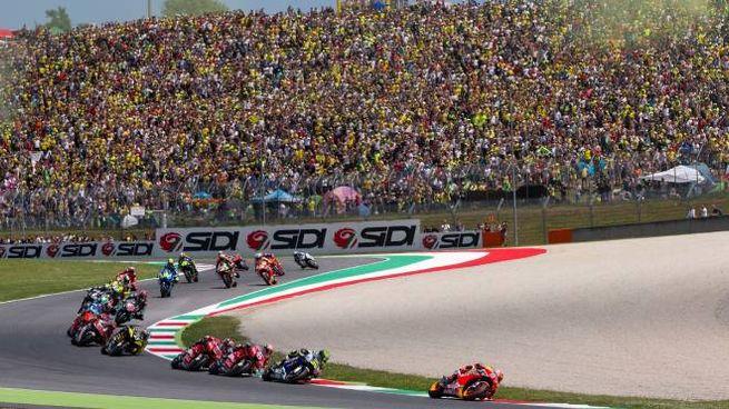 L'autodromo del Mugello, l'ultima gara di MotoGp nel 2019