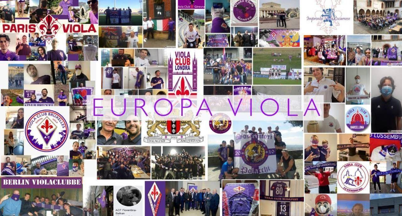 La Fiorentina al centro di tutto, nonostante la lontananza: tanti cuori viola hanno deciso di federarsi (per ora virtualmente)