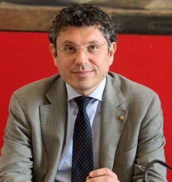 Il rettore dell'Alma Mater Francesco Ubertini