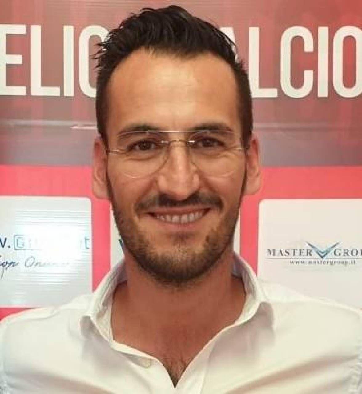 Alberto Virgili, responsabile tecnico del settore giovanile del Matelica e preparatore atletico della prima squadra