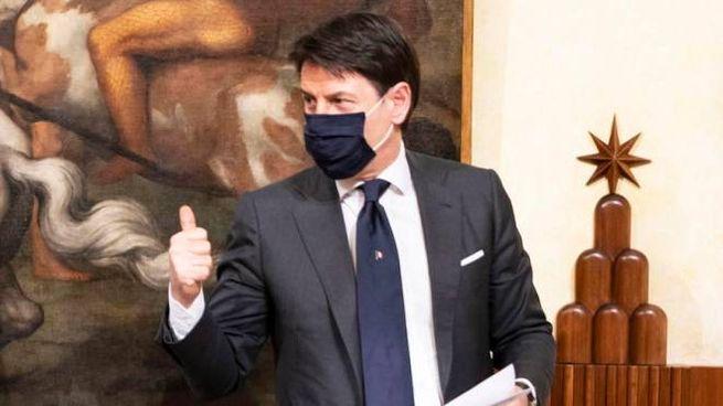 Giuseppe Conte: presto modifiche ai decreti sicurezza (Ansa)