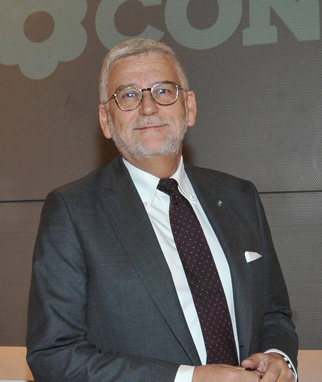 Il manager Francesco Pugliese, classe 1969, amministratore delegato di Conad