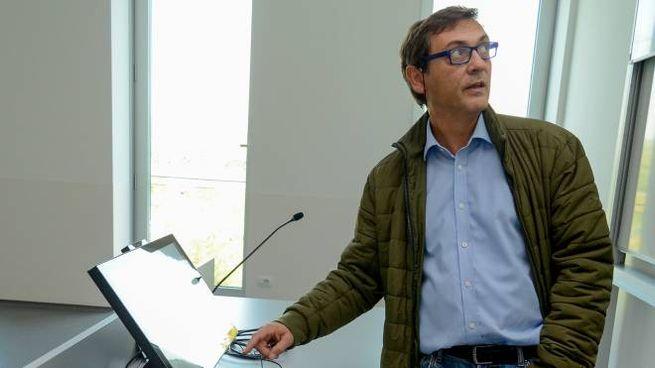 Saverio Paltrinieri dirige la struttura che oggi garantisce 160 prestazioni su 200