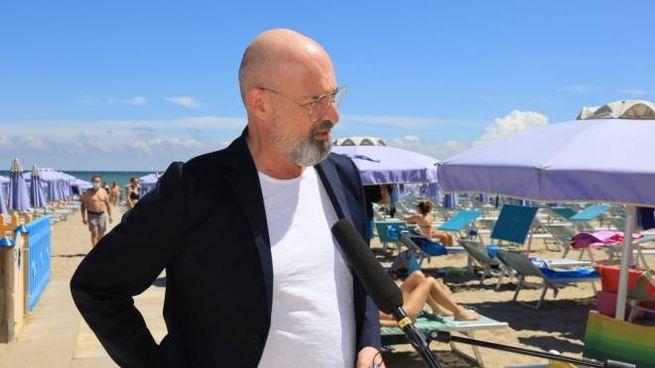 Il presidente Stefano Bonaccini