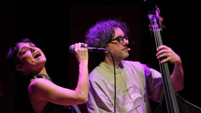 Musica Nuda è il nome del duo formato da Petra Magoni e da Ferruccio Spinetti