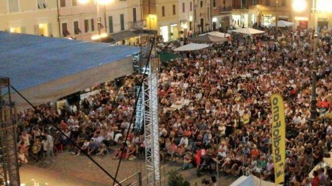 Eventi estivi a Fano (foto d'archivio)