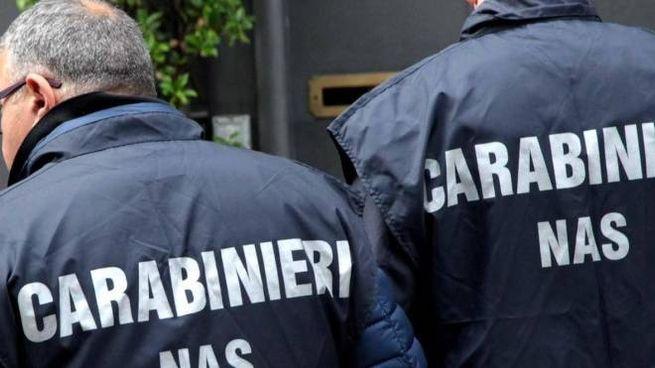 I carabinieri del Nas (archivio)