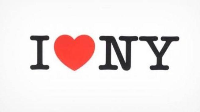 """Il logo """"I love New York"""" di Milton Glaser"""