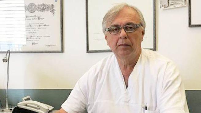 Roberto Silingardi, direttore della Chirurgia Vascolare del policlinico di Modena