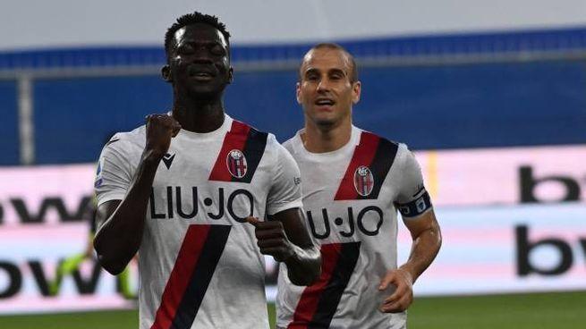 Sampdoria Bologna 1-2, Barrow e Orsolini regalano i tre punti ...