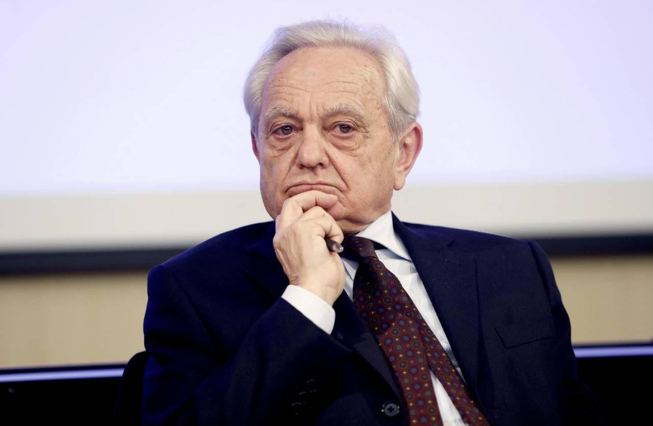 L'economista Mario Deaglio, 77 anni