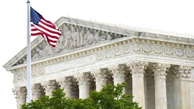 La Corte Suprema degli Usa (Ansa)