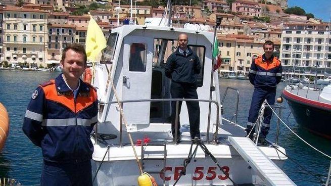 L'unità della Guardia Costiera