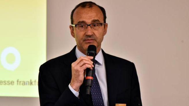 Stefano Scaglia (Presidente di Confindustria Bergamo)